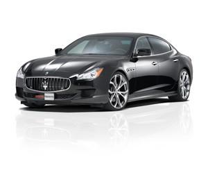 Novitec Tridente potencia Maserati