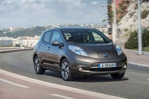 Nissan Leaf 30 kWh, 250 km de autonomía