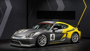 Porsche Cayman GT4 Clubsport, una nueva bestia para circuito