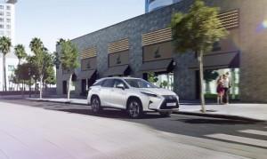 Lexus RX 450h L, el SUV híbrido crece en posibilidades con dos plazas adicionales