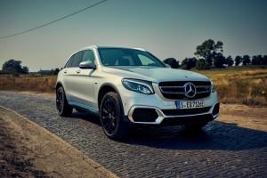 Mercedes-Benz GLC F-Cell, la marca de la estrella entrega las primeras unidades de este SUV híbrido enchufable de pila de hidrógeno
