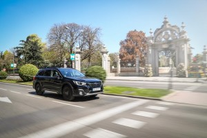 Subaru Outback 2019: etiqueta ECO gracias a su nueva mecánica GLP