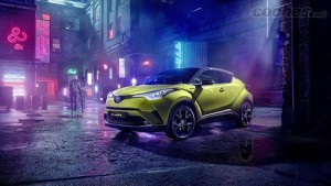 Toyota C-HR Limited Edition; ahora en este llamativo color Amarillo Wasabi