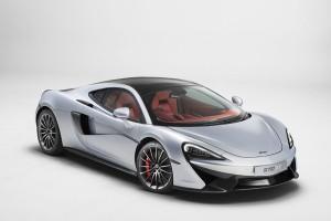McLaren 570GT, más refinado y usable en el día a día (Salón Ginebra 2016)