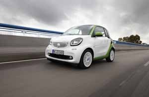 Smart Electric Drive, conquista la urbe