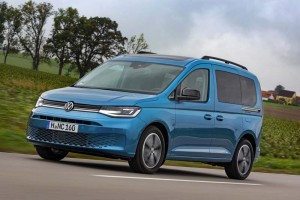 Volkswagen Caddy 2021. Primera prueba