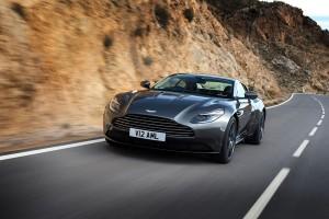 Aston Martin DB11, comienza una nueva era para la marca (Salón Ginebra 2016)
