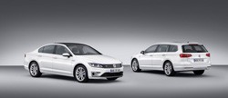 Volkswagen Passat GTE 2014