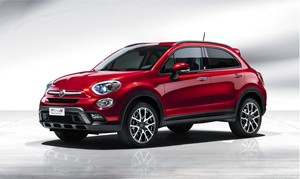 Fiat 500X Opening Edition 2014