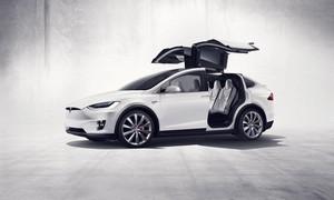 Tesla Model X 2016, el SUV eléctrico Premium