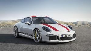 Porsche 911 R, con R de racing (Salón Ginebra 2016)