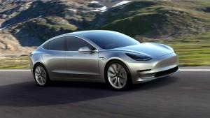 Tesla Model 3, la gran apuesta de Tesla