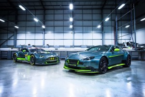 Aston Martin V8 Vantage GT8, el más radical