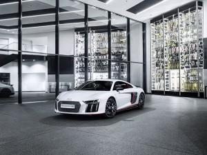 Audi R8 V10 Plus 'selection 24h', conmemorando las victorias en resistencia