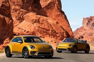 Volkswagen Beetle Dune, el escarabajo vuelve al campo