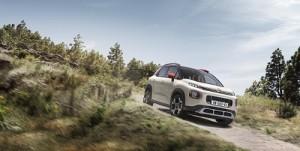 Citroën C3 Aircross: de monovolumen a SUV