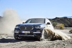 BMW X3 2018, más dinámico y práctico en esta tercera generación