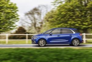 Los Citroën C4 Spacetourer y Grand C4 Spacetourer podrán contar desde ahora con la caja automática EAT8