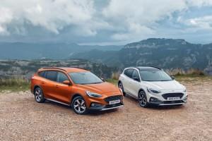 Ford Focus Active, estilo crossover para la nueva generación del compacto