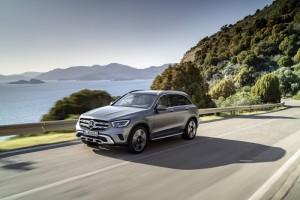 Mercedes-Benz GLC 2019: interesante actualización para el popular SUV medio de la estrella