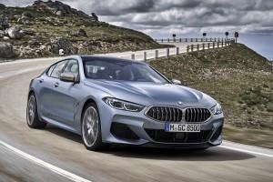 BMW Serie 8 Gran Coupé: la deportividad y el confort no están reñidas