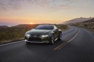 Lexus LC 2020 Edición Limitada: la sofisticación por bandera