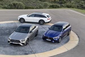 Mercedes-Benz Clase E 2020: nueva imagen y más tecnología
