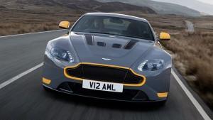Aston Martin V12 Vantage S, ahora con cambio manual
