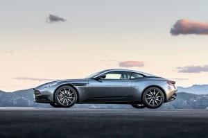 Aston Martin DB11, filtrado antes de tiempo (Salón Ginebra 2016)