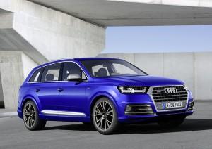 Audi SQ7 TDI, llega la sobrealimentación eléctrica