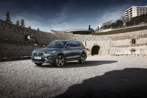 SEAT Tarraco, el gran SUV de la firma española ya está aquí con 5 o 7 plazas