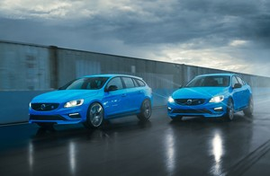 Volvo S60 y V60 Polestar 2013