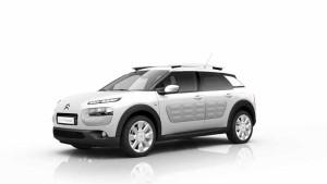 Citroën C4 Cactus 2017; ahora con caja automática y nueva serie especial OneTone