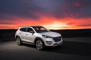 Hyundai Tucson 2018: lavado de cara para el popular SUV