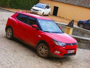 Prueba rápida: Ssangyong Tívoli 4WD