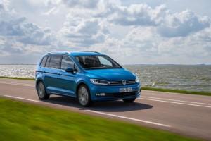 A fondo Volkswagen Touran 2016