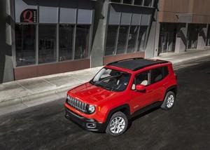 Jeep Renegade en el Salón de Ginebra 2014
