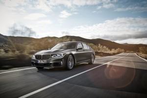 BMW M760 Li xDrive, dinamismo y exclusividad al poder (Salón Ginebra 2016)