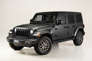 Jeep Wrangler 4XE First Edition: exclusivamente online