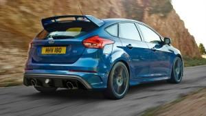 Comienza la fabricación y entregas del Ford Focus RS