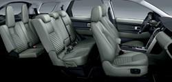 Revelado el Land Rover Discovery Sport