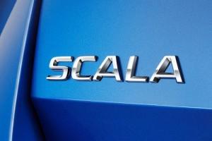 Skoda Scala, así se llamará el nuevo compacto de la firma checa