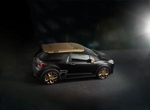 Citroën DS3 Racing Gold Mat 2013