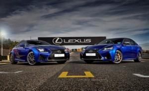 La gama F de Lexus, ahora con Suspensión Variable Adaptativa de serie