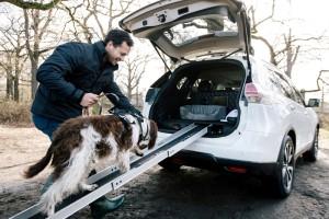 Nissan X-Trail 4Dogs; el mejor amigo del hombre... y del perro