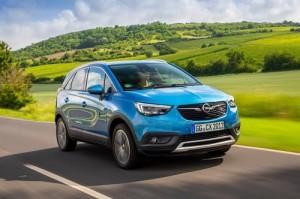 Opel Crossland X: ahora también disponible en diesel con cambio automático