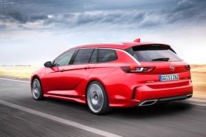 Opel Insignia Sports Tourer GSI, máxima deportividad para toda la familia