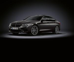 BMW M5 35 aniversario: 625 CV y 350 unidades para conmemorar el aniversario de esta berlina de altas prestaciones