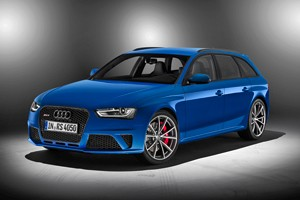 Audi RS 4 Avant Nogaro selection 2014