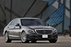Mercedes Benz Clase S 500 Plug-in hybrid 2014